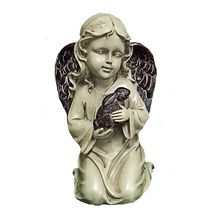 Resin Outdoor Garden Statues Angel Figures