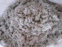 Granulated mineral wool insulation