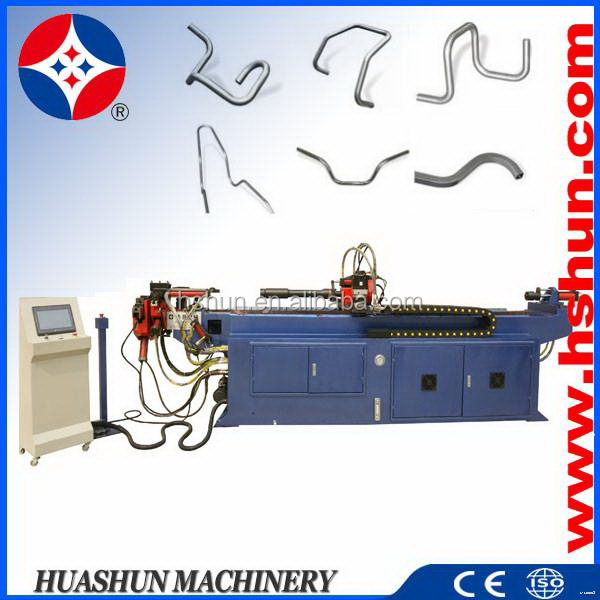 HS-SB-25CNC modern new products pipe bending coil spring making machine
