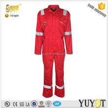 oil field working clothes flame retardant nomex coverall
