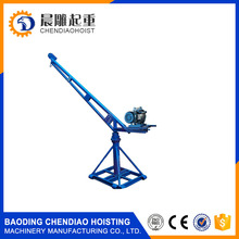outdoor mini lifting portable crane