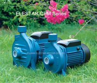 2 ELESTAR 0.75kw cpm pump for irrigation