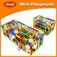 CE,EN1176 certified kids fun city inflatable playground