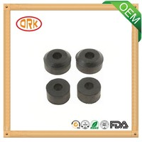 black viton oil resistant auto rubber bushing