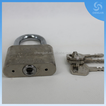 full size cheap sliver padlocks