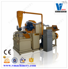 telephone cable recycling machine
