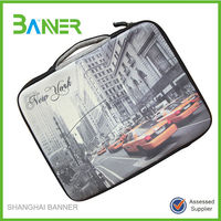 Anti-scratch neoprene waterproof fashion laptop sleeve wholesale