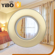 square 50mm curtain rings with high quality