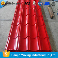 bitumen roofing sheet/ plastic sheet for roofing covering/ roofing sheet weight