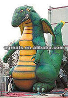 large inflatable dinosaur balloon cheap price S2010