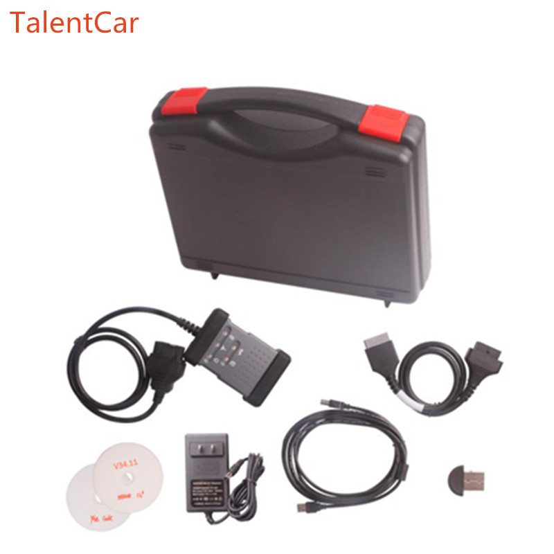 Halloween Free Shipping Consult-3 Plus for Niss an V61.10 Ni ssan Diagnostic Tool Support Programming Consult III Scan Tool