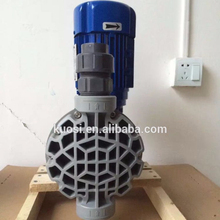 Motor driven mechanical pumps flocculant dosing diaphragm pump