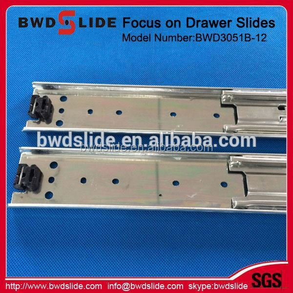 Super Slide 3 Fold Drawer Slide
