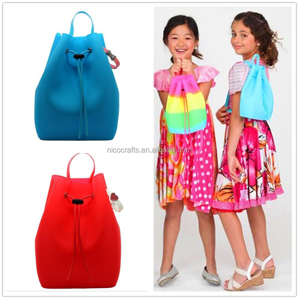 fashionable funny kids 3d school bag