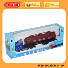HY1804-1D Toy vehicle 1:64 Diecast model truck toys for kids