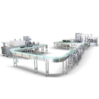 Datong's beer aluminum can filling and sealing machine