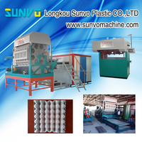 fully automatic plastic vacuum forming machine for wholesales