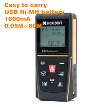 60M USB Super Accuracy High Quality laser distance meter laser height measurement