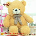 high quanlitity cute happy brown plush teddy bear