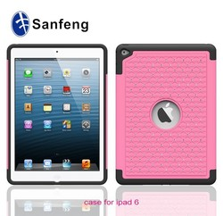 Wholesale high quality mobile phone case for ipad air 2 smart case