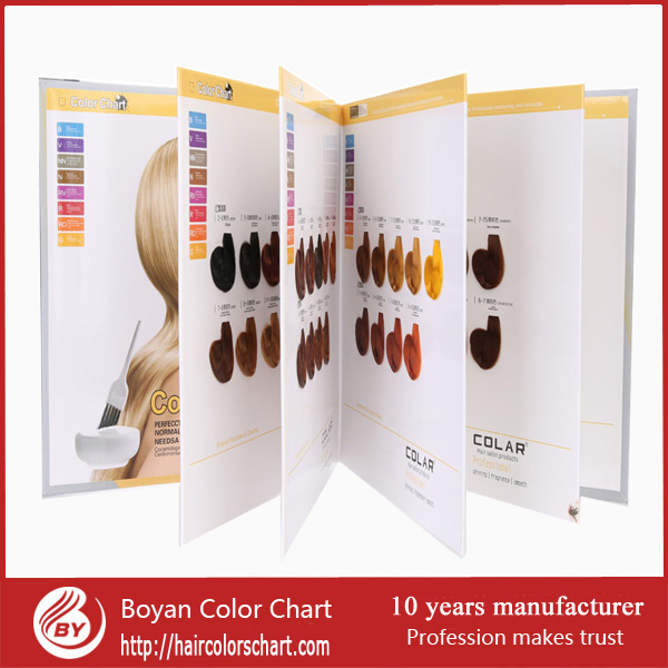 Alibaba Express Professional Hair Coloring, Hair Color Chart