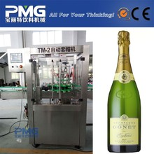 Industrial wine bottle crown corking capping and sealing machine price sale