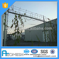 Free sample of beatuiful pvc chain link fence