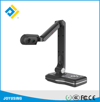 Auto focus zoom digital visual presenter visualizer for office school use