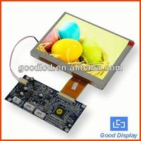 "5.6"" TFT Digital lcd price tag"