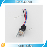 12V 40A lucency waterproof auto relay,car relay