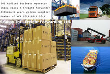 Looking for Agents for Freight Forwarding (Sea/Air/Express)