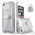 for iphone 7 hybrid clear case , for iphone 7 clear case TPU + PC dual layer