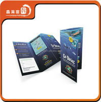 Cheap and New promotional samples leaflet