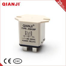 QIANJI Unique New Arrival Electric Relay 30A 250VAC Power Relay JQX-30F 2Z
