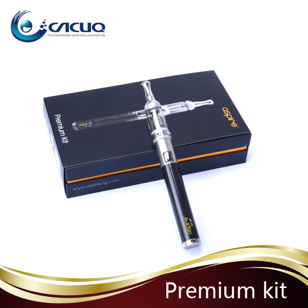 2014 Durable in use well-received latest ecigs Aspire starter kit Aspire Premium