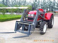Farm Tractor quick hitch front pallet fork lift