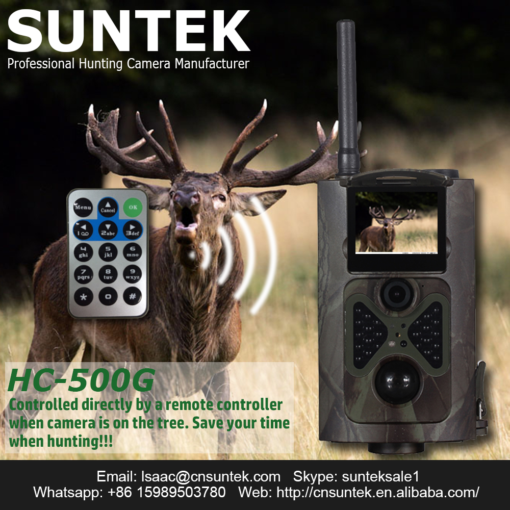 Best Wireless Outdoor Cheap Digital Motion Activated Wildlife Hunting Camera