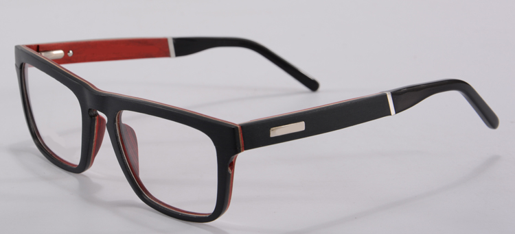 optical frames manufacturers in china eye glasses Wooden Optical Frame case for glasses AH24