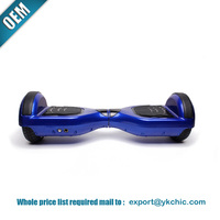 UL2272 hoverboard Electric Trike Scooter with samsung cell battery