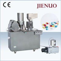 Semi Automatic Capsule Filling Machine Breast