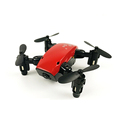 2.4G small foldable pocket wifi camera drone mini with hd camera