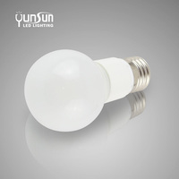 On-off Color Temperature Changing LED Light Bulb A60 12W 1050LM 2700K 4000K 6000K 3 Color Temperature Shifting