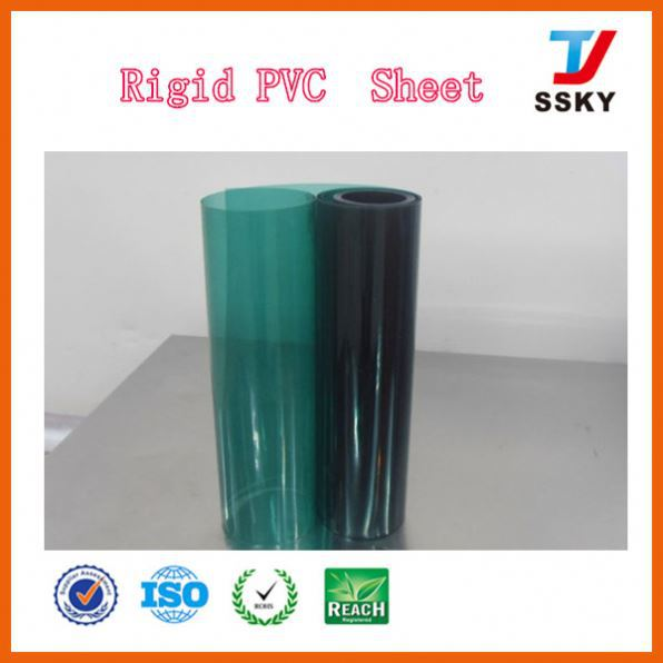 Hot sale hand pvc plastic roll suppliers for bottle packing pharmaceutical used clear sheet pp thermoforming film