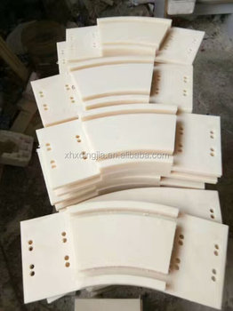 Nylon slide block, various types