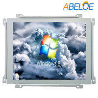 Capacitive SAW touch screen 10 inch open frame lcd monitor for kiosk,ATM ,gaming