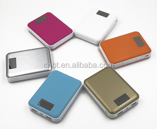 power bank car jump start Hot selling travel charger power bank 8000mAh
