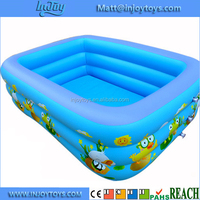 Inflatable Family Kids Child Swimming Play Pool