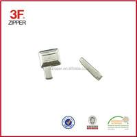 Zipper Accessories Nylon Zipper Pin and Box