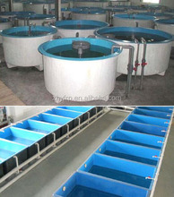 Fiberglass High Quality RAS Aquaculture Tanks for Fish Farming