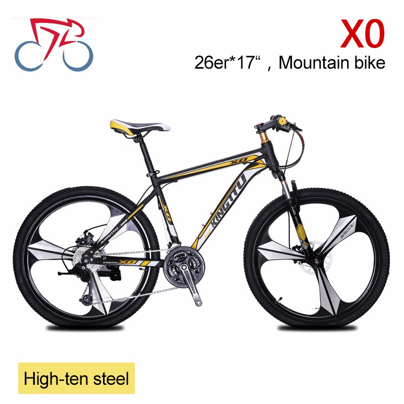 Kingttu 26er Mountian bicycle with brand disc brake made in china